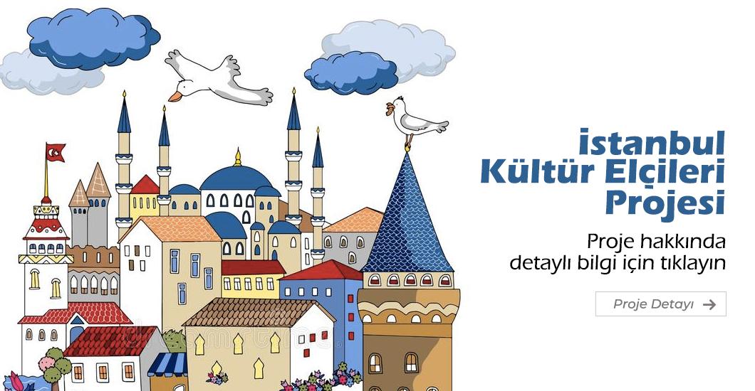 İstanbul Kültür Elçileri Projesi