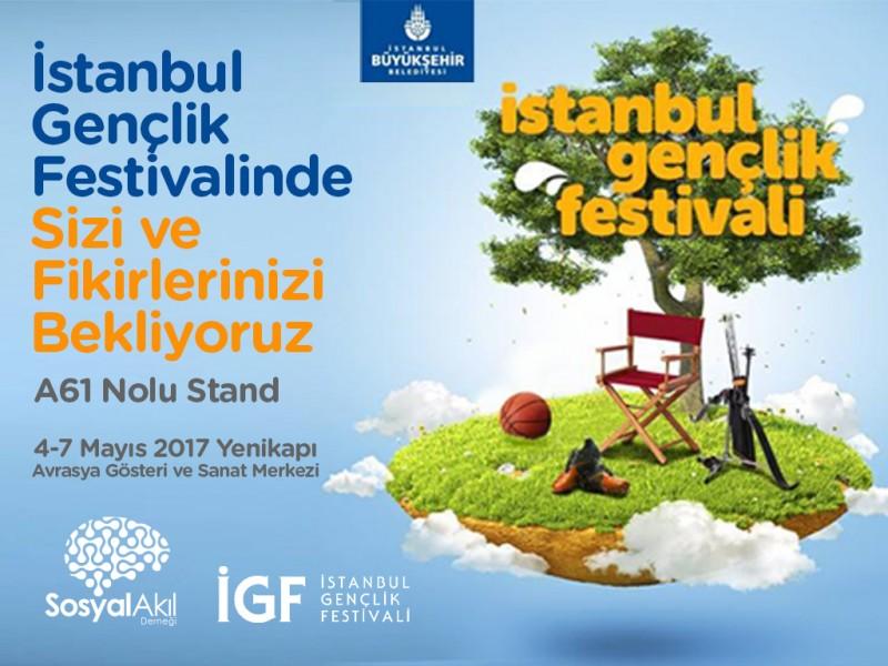 İstanbul Gençlik Festivali 4-7 Mayıs 2017 Yenikapı